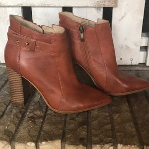 Steve Madden booties, 7.5 only worn a couple times